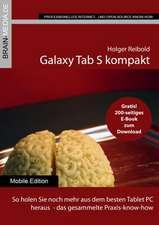 Galaxy Tab S kompakt