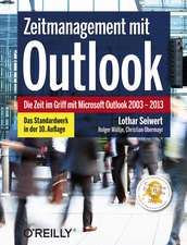 Seiwert, L: Zeitmanagement mit Outlook