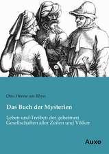 Das Buch der Mysterien