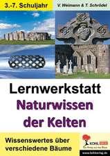 Lernwerkstatt Naturwissen Kelten