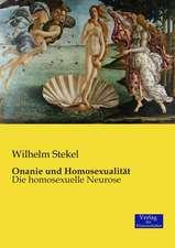 Onanie und Homosexualität