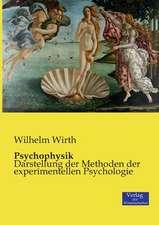 Psychophysik