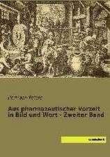 Aus pharmazeutischer Vorzeit in Bild und Wort - Zweiter Band