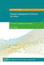 Simulation baulogistischer Prozesse im Ausbau