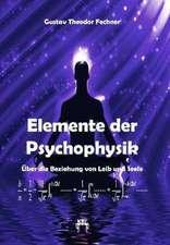 Elemente der Psychophysik