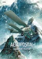 Aeropostal - Legendäre Piloten 01. Henri Guillaumet