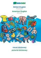 Babadada GmbH: BABADADA, British English - American English,