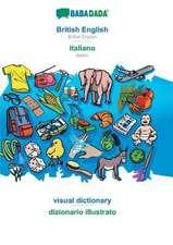 Babadada GmbH: BABADADA, British English - italiano, visual