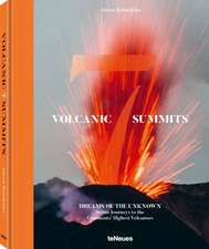 Volcanic 7 Summits, English Version