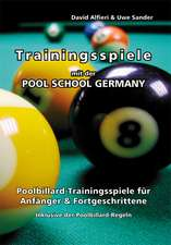 Trainingsspiele mit der Pool School Germany