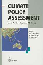 Climate Policy Assessment: Asia-Pacific Integrated Modeling