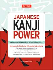 Japanese Kanji Power: (JLPT Levels N5 & N4) A Workbook for Mastering Japanese Characters