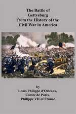 The Battle of Gettysburg from the History of the Civil War in America