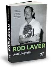Rod Laver: Autobiografie