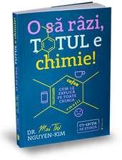 O să râzi, totul e chimie!: Telefoane, cafea, emoții – cum le explică pe toate chimia