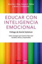 Educar con inteligencia emocio