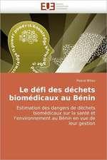 Le défi des déchets biomédicaux au Bénin