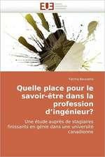 Quelle Place Pour Le Savoir-Etre Dans La Profession D Ingenieur?:  Unite D Elevage de Lapins Lapino