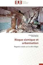 Risque Sismique Et Urbanisation:  Etat Des Lieux Et Defis
