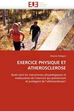 Exercice Physique Et Atherosclerose