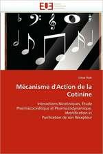Mécanisme d'Action de la Cotinine
