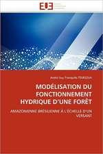 Modelisation Du Fonctionnement Hydrique D''Une Foret