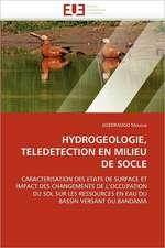 Hydrogeologie, Teledetection En Milieu de Socle