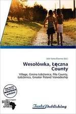 Wesołówka, Łęczna County