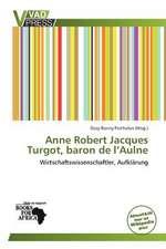 ANNE ROBERT JACQUES TURGOT BAR