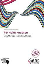 PER HOLM KNUDSEN
