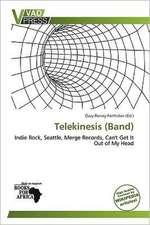 TELEKINESIS (BAND)