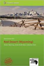 RED DESERT (WYOMING)