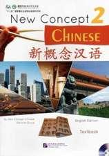 New Concept Chinese vol.2 - Textbook