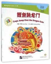 Carps Jump Over the Dragon Gate
