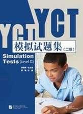 YCT Simulation Tests Level 2