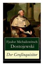 Gro inquisitor (Vollst ndige Deutsche Ausgabe)