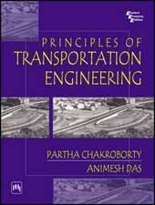 Principles of Transportaition Engineering