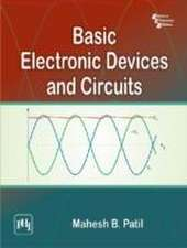 Patil, M: Basic Electronic Devices and Circuits