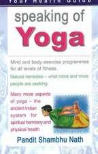 Speaking of Yoga