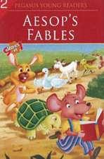 Aesop's Fables: Level 1
