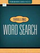 Thrilling Word Search