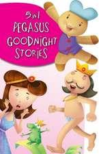 5 in 1 Pegasus Goodnight Stories