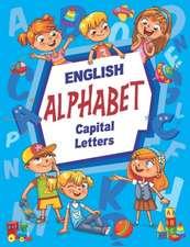 English Alphabet Capital Letters