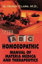 A.B.C. Manual of Materia Medica and Therapeutics