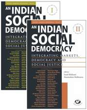 An Indian Social Democracy:  A Twin Volume Collection