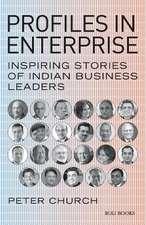 Profiles in Enterprise