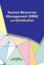 Human Resources Management (HRM) & Globalization