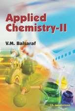 Balsaraf, V:  Applied Chemistry: Volume II