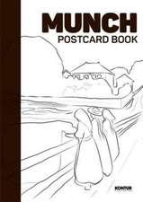 Munch Postcard Book