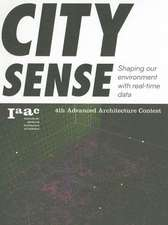 City Sense:  Shaping Our Environment with Real-Time Data